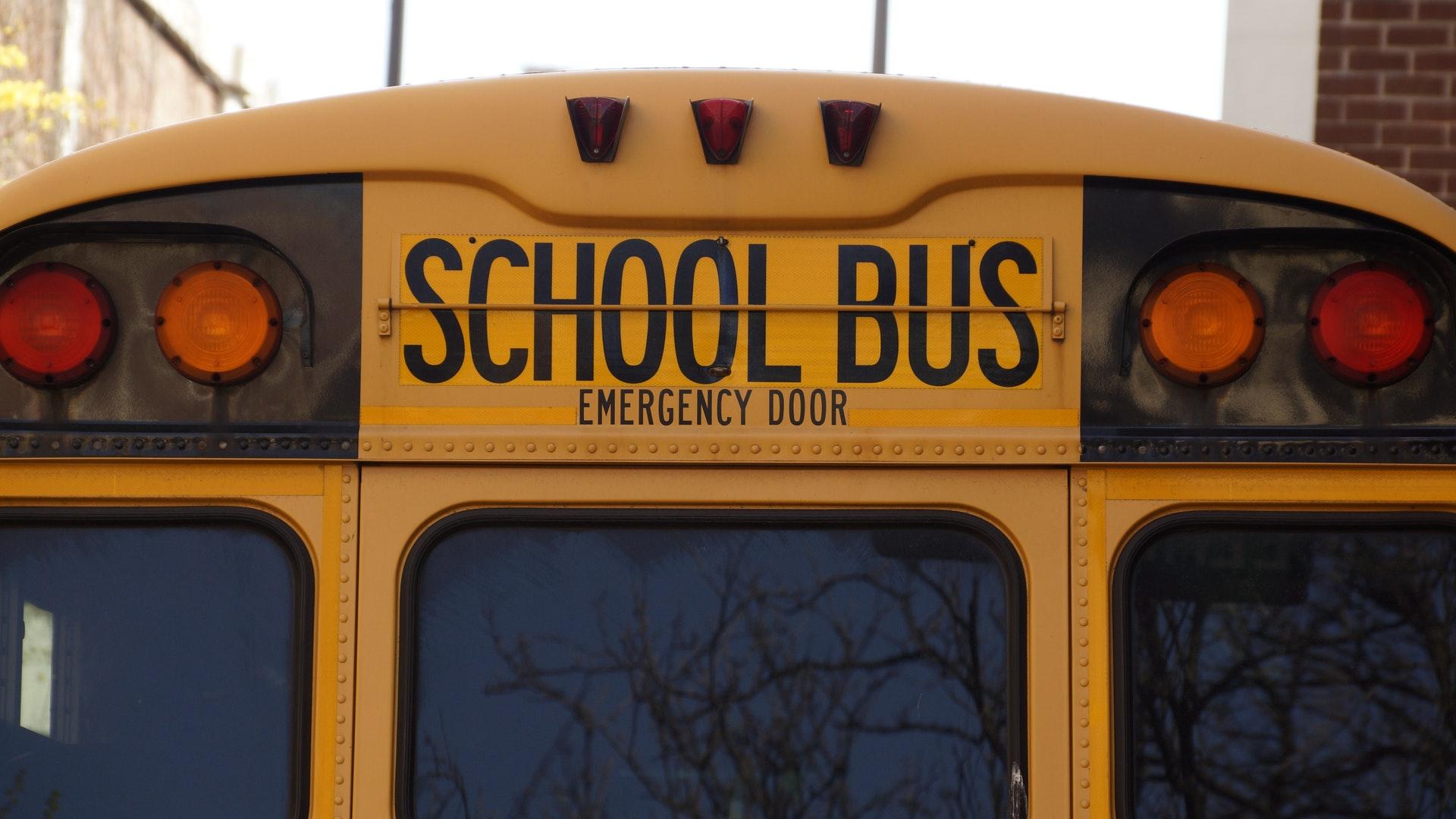 Restauration bus scolaire